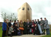 Addergoole 14 with Mary Robinson at the Cultural Week Official Opening 8th April 2012