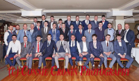 Junior A Football Team and Management - Mid-Cork Champions 2018