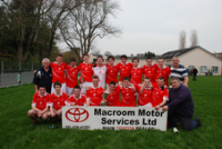 Under 21 Mid-Cork Champions 2011