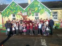 Kilbarry NS & Cathal