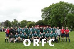ORFC Pitch Opening