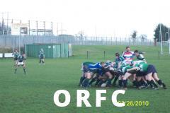 Over 35's v Clonmel RFC