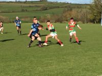 U18 v Muskerry 27th Oct 2018