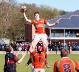There's nothing to this lineout game