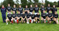 First XV of Season 2014-2015