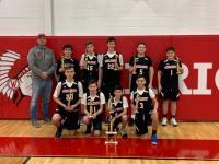 Middlebury 2018-2019 Sr. Division Champions