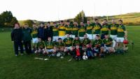 County Jun A League Winners 2016