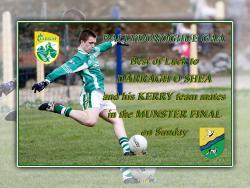 Darragh O Shea Kerry Minor