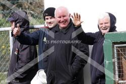 Martin O Mahony, Patrick Lyons and Joe Riordan