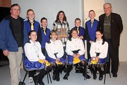 Best Club award for 2008 at the North Kerry Finals of Scór na nÓg