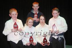 2006 Scór na nÓg Music group winners