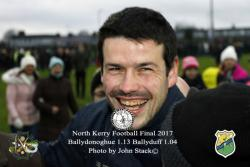 NK Championship final 2017