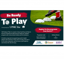 Be Ready to Play, Brilliant sessions and advice
