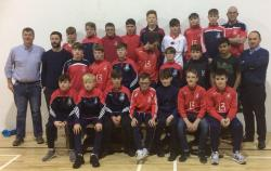 Well Done to our U13 Hurlers and management on gaining promotion- upwards and onwards for 2018!