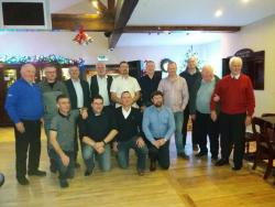 1991-1992 Junior Football Social evening, November 2017