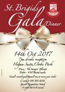 St Brigids GAA Gala Dinner - Croke Park October 14th!