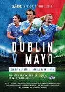 Ticket Info for Dublin v Mayo NFL Final - best wishes to Noelle, Ciara and Deirdre