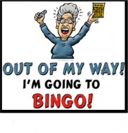 CRAZY  BINGO SUN 2nd DECEMBER @ 3PM IN CLUB BAR. ALL AGES WELCOME A FUN DAY FOR ALL GUARANTEED