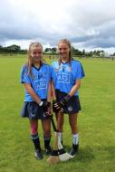 Naomh Brid players in U14 Camogie Intercounty blitz on 30th July
