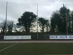 St Brigids would like to thank Fingal County Council for their assistance with the new safety netting on the All Weather pitch