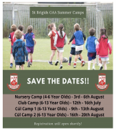 Summer Camps Info