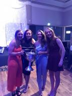Congratulations to Noelle, Ciara Deirdre and Elaine, All-Ireland Ladies Football Championship 2018