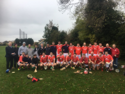 2018 Junior Hurling finalists