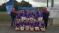 U10s head proudly into Croke Park to play in All-Ireland Finals Day game