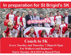 Have you been down to join the Couch to 5k - open to all abilities and good fun too!
