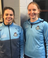 Wishing Ciara and Noelle all the best in Sundays TG4 All-Ireland Final