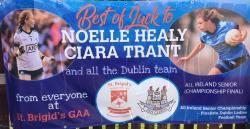 Congratulations to Ciara and Noelle and to the Dublin Team on Winning 3 in a row