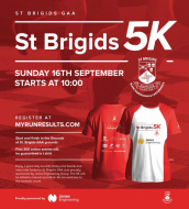 5k on 16th September, Sponsored by Jones Engineering
