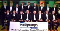 Intermediate team of the year