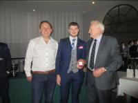 Minor Medal presentation