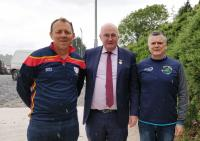 well done to all involved in Feile 2019