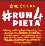 Dawn To Dusk Run for Pieta House