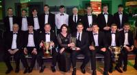Éire Óg at the Muskerry Sports Awards Jan 2020