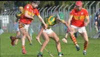 Action from IHC Semi-Final vs Blackrock