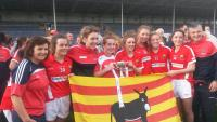 Cork Minor Ladies Football All Ireland Champions 2015