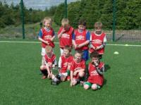 U-8 Winners - Claremorris