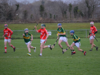 Under 15 & 16 play in Kerry