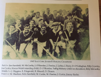1947 East Cork Junior B Hurling Champions