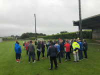 Coaches Training with Martin Fogarty
