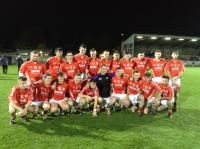 Under 21 County Champs 2015
