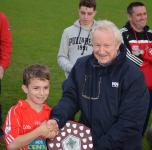 Under 12 Captain Colin O Regan