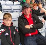 Hill on Tour Cork V Limerick