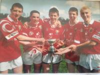 Imokilly Munster U16  2001 —  Donna Welch, Pat O Brien, James