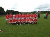 Victorious Junior B team 2015