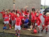 Under 6's youghal trip