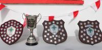 Winning Trophy's